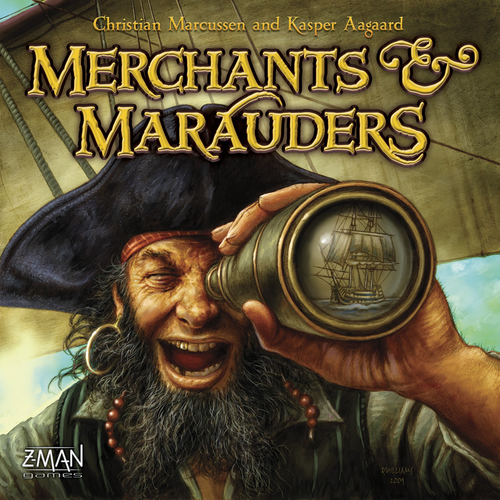 merchants marauders virselis