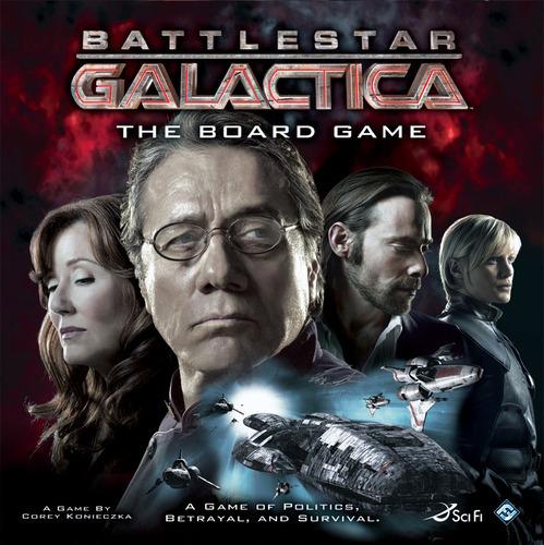 battlestar glactica virselis