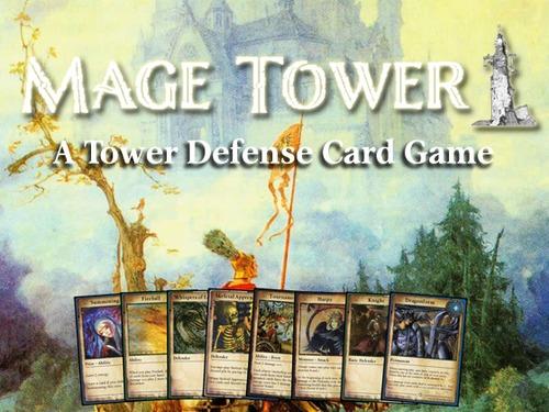 mage tower virselis